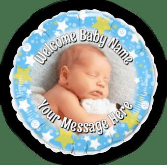 New Baby Photo Upload