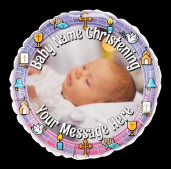 Christening Photo Upload