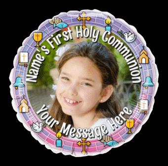 First Holy Communion Photo Upload
