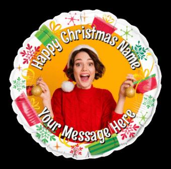 Happy Christmas Photo Upload