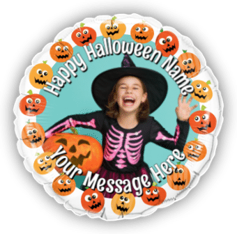 Happy Halloween Photo Upload