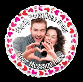 Happy Valentines Photo Upload