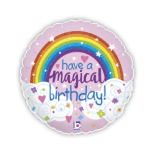 Have a Magical Birthday Balloon
