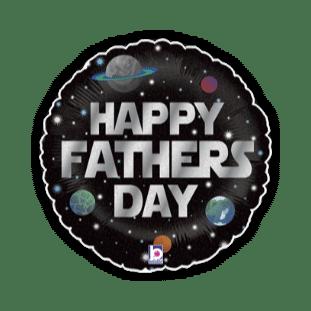 Galaxy Fathers Day Balloon