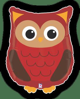Woodland Creature Owl
