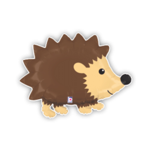 Woodland Creature Hedgehog Balloon