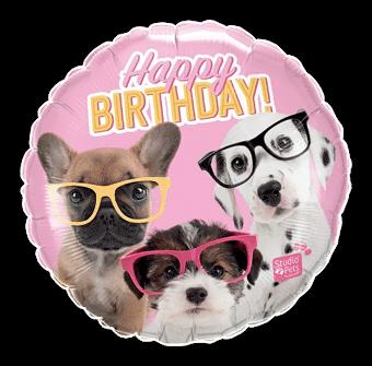 Happy Birthday Pups