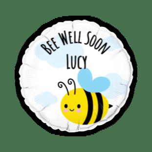 Bee Well Soon Balloon