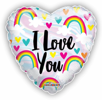 I Love You Rainbows