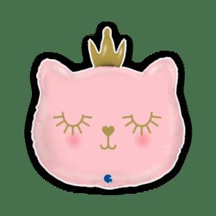 Cat Princess Balloon