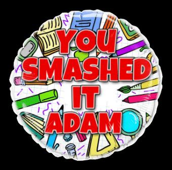 You Smashed It
