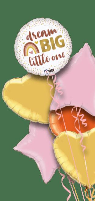 Dream Big Little One Balloon
