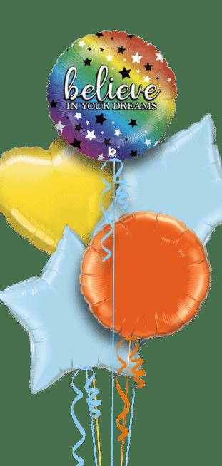 Believe In Your Dreams Balloon