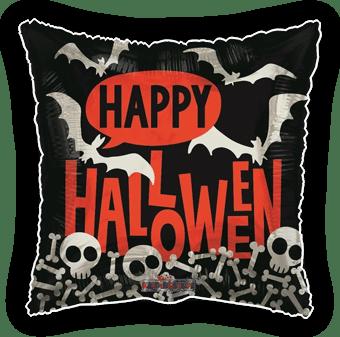 Halloween Bats and Bones