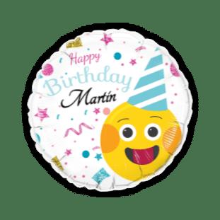 Party Emoji Balloon