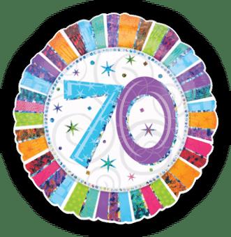 Radiant 70th