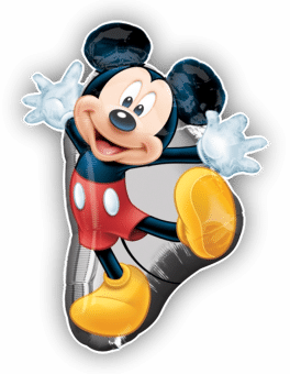 Mickey Mouse SuperShape