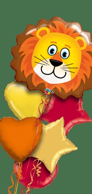 Loveable Lion Balloon