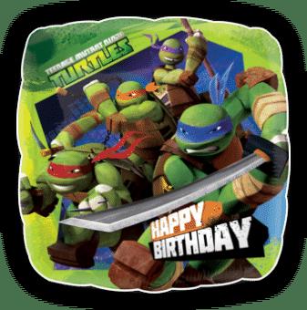 Teenage Mutant Ninja Turtles Birthday