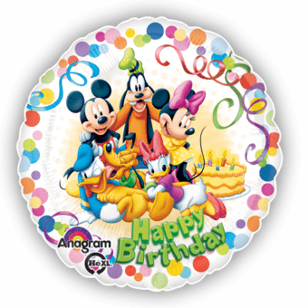 Mickey Mouse and Friends Party