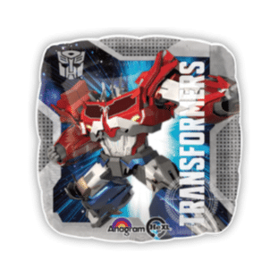 Transformers Square Balloon