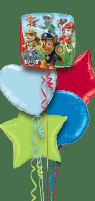 Paw Patrol Squad Balloon