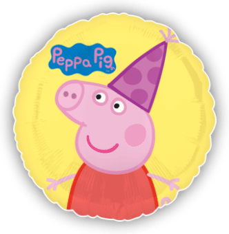 Peppa Pig Party Hat