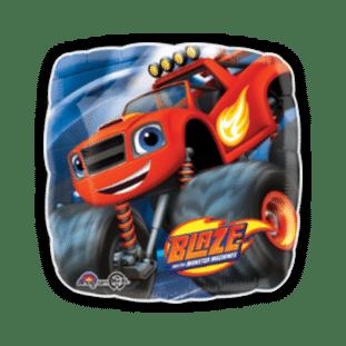 Blaze The Monster Truck Balloon