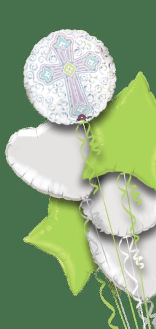 Christian Cross Balloon