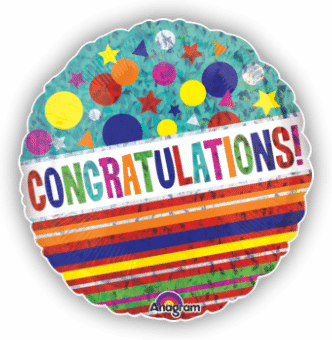 Congratulations Sparkle