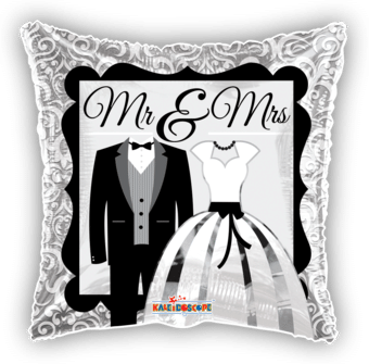 Mr & Mrs Dress And Suit