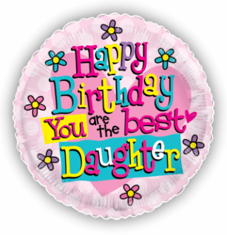 Best Daughter Birthday
