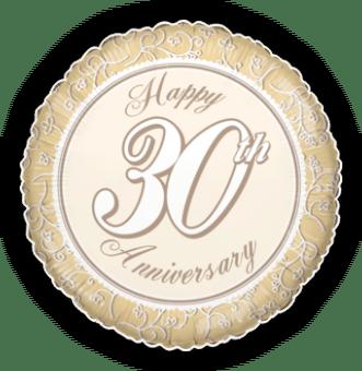 Happy 30th Anniversary Golds