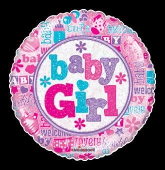 Baby Girl Shimmer