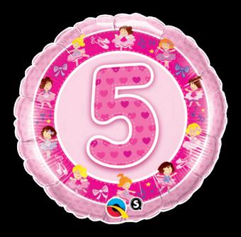 Birthday Girl 5th