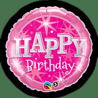 Pink Birthday Bright