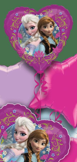 Disney Frozen Elsa and Anna Balloon