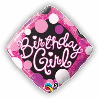 Diamond Birthday Girl