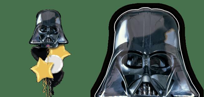 Star Wars Darth Vader Helmet Balloon