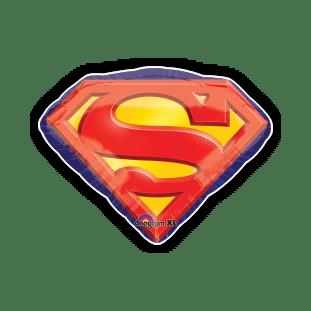 Superman Emblem Balloon