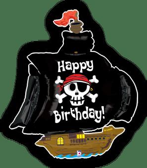 Birthday Pirate Ship