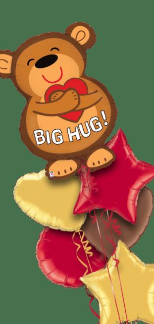 Big Hug Bear Balloon