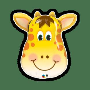 Jolly Giraffe Balloon