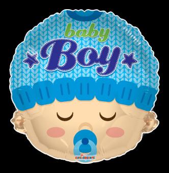 Baby Boy Head Shape