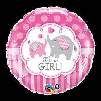 Its a Girl Elephants