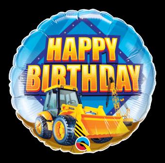 Birthday Digger