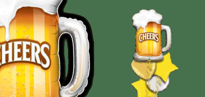 Cheers Beer Balloon