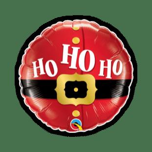 Ho Ho Ho Santa Belt Balloon