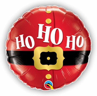 Ho Ho Ho Santa Belt