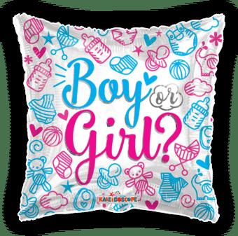Boy or Girl Baby Shower